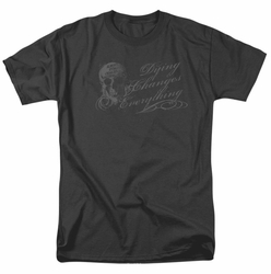 House t-shirt Changes Everything mens black
