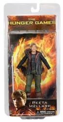 Hunger Games Movie Peeta Mellark action figure