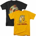 I am Weasel t-shirts