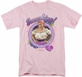I Love Lucy t-shirt Smashing mens pink
