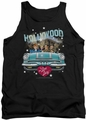 I Love Lucy tank top Hollywood Road Trip mens black
