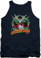 I Love Lucy tank top In Another World mens navy