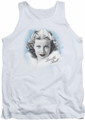 I Love Lucy tank top In Blue mens white