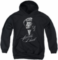I Love Lucy youth teen hoodie Pretty Gaze black