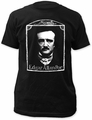 Impact Originals Edgar Allen Poe Fitted Jersey t-shirt