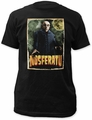 Impact Originals  fitted jersey tee nosferatu mens black pre-order
