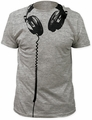 Impact Originals Headphones Big Print Subway t-shirt pre-order