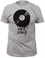 Impact Originals Vinyl Junkie Fitted Jersey t-shirt pre-order