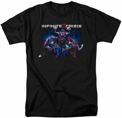 Infinite Crisis t-shirt IC Super mens black