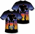 Iron Giant mens full sublimation t-shirt Giant Poster