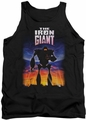 Iron Giant tank top Poster mens black