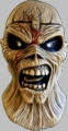 Iron Maiden Piece of Mind Eddie Mask Costume Accessory