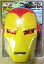 Iron Man adult 2-piece mask