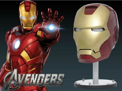 Iron Man Helmet 1:1 scale prop replica Avengers Limited Edition pre-order