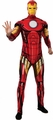 Iron Man muscle chest adult costume