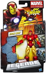 Iron Man Neo Classic action figure Marvel Legends 2012