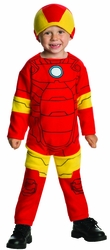Iron Man toddler costume Avengers Assembled