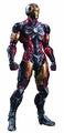Iron Man variant Play Arts Kai figure