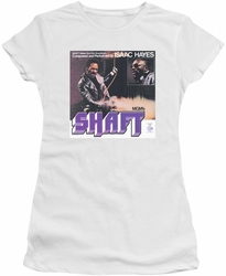 Isaac Hayes juniors t-shirt Shaft white