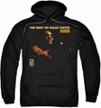 Isaac Hayes pull-over hoodie Chain Vest adult black