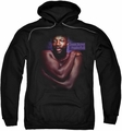 Isaac Hayes pull-over hoodie Wonderful adult black