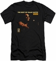 Isaac Hayes slim-fit t-shirt Chain Vest mens black