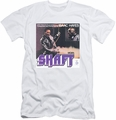 Isaac Hayes slim-fit t-shirt Shaft mens white