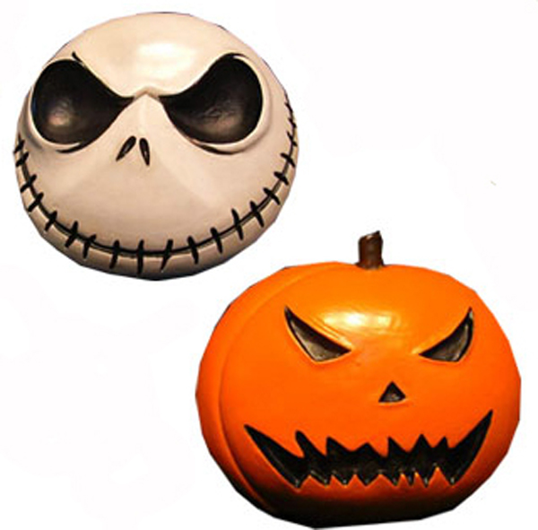 Jack & Pumpkin magnet set Nightmare Before Christmas Urban Collector