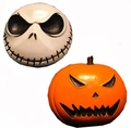 Jack & Pumpkin magnet set Nightmare Before Christmas
