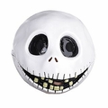 Jack Skellington adult mask Nightmare Before Christmas