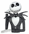 Jack Skellington Bust Bank Nightmare Before Christmas