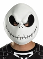 Jack Skellington Vacuform adult mask