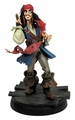Jack Sparrow Animated Maquette Pirates of the Caribbean