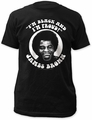 James Brown black and proud fitted jersey tee black t-shirt pre-order