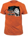 James Brown mr. dynamite fitted jersey tee pre-order