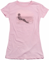 James Dean juniors t-shirt Desert Dean 2 pink