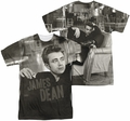James Dean mens full sublimation t-shirt Have A Seat