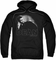 James Dean pull-over hoodie City Dean adult black