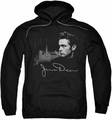 James Dean pull-over hoodie City Life adult black