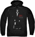 James Dean pull-over hoodie Love Letters adult black