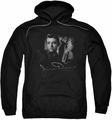 James Dean pull-over hoodie Mementos adult black