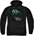 James Dean pull-over hoodie Sunglasses At Night adult black