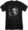 James Dean slim-fit t-shirt Dream Live mens black