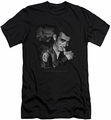 James Dean slim-fit t-shirt Mischevious Large mens black