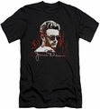James Dean slim-fit t-shirt New York Shades mens black