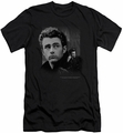 James Dean slim-fit t-shirt Not Forgotten mens black