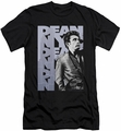 James Dean slim-fit t-shirt Nyc mens black