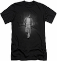 James Dean slim-fit t-shirt Out For A Walk mens black