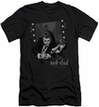 James Dean slim-fit t-shirt Picture New York mens black