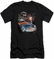 James Dean slim-fit t-shirt Sunday Drive mens black